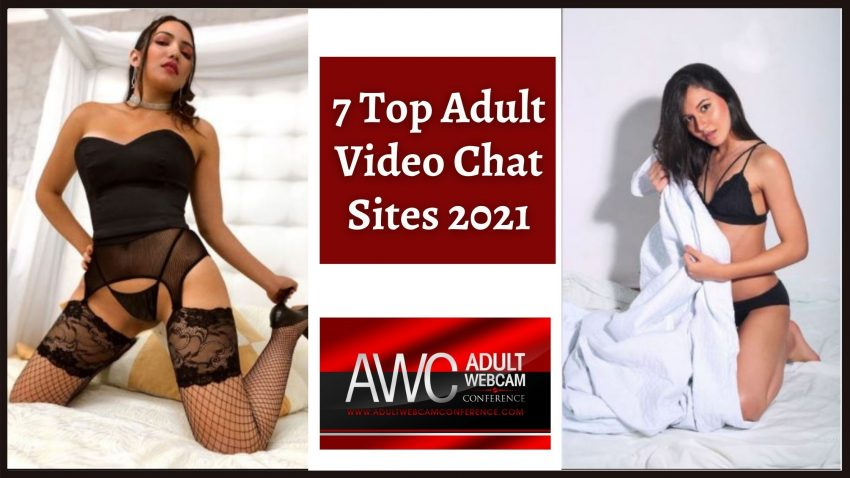 7 Top Adult Video Chat Sites