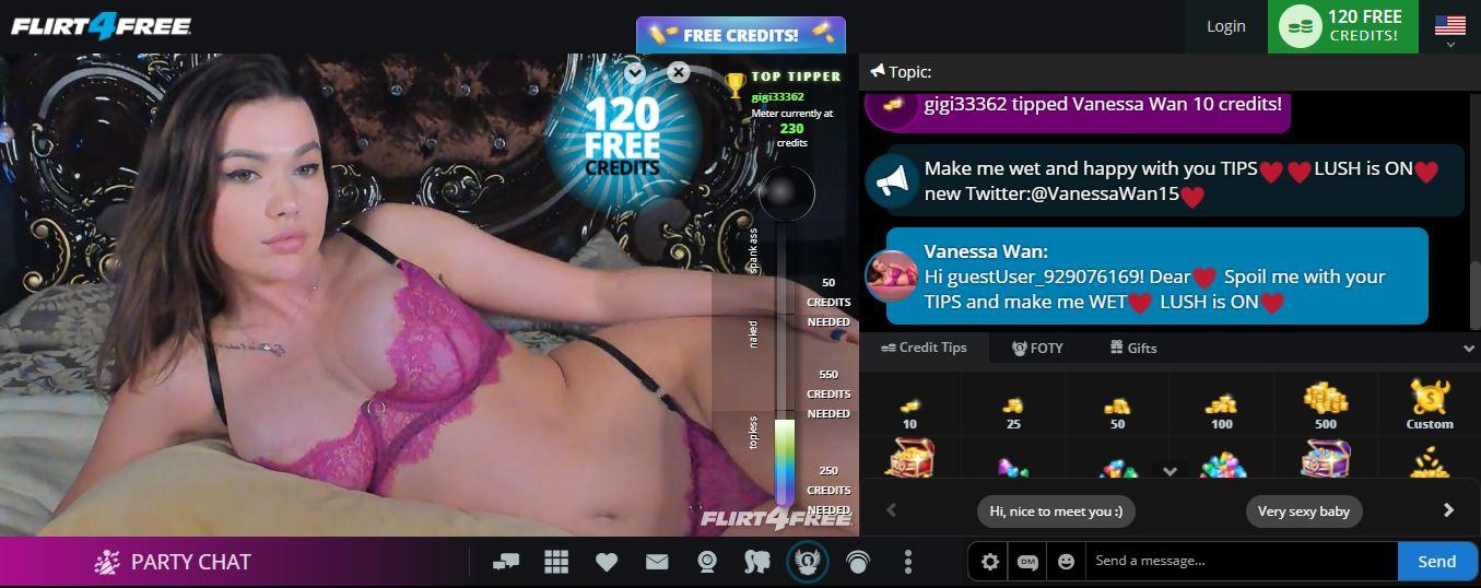 flirt4free cam2cam